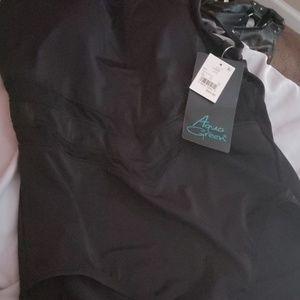 One piece Aqua Green Target Swimsuit